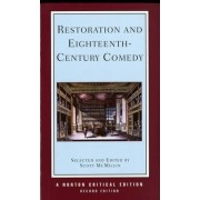Restoration and Eighteenth-century Comedy by Robert M. Adams