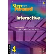 Step Forward 4: Interactive CD-ROM (Internet Use): 4 by Jayme Adelson-Goldstein