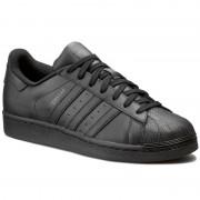 Cipők adidas - Superstar Foundation AF5666 Cblack/Cblack/Cblack