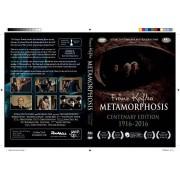 Attractive Features Ltd Franz Kafka, Metamorphosis, Centenary Edition, DVD, PAL
