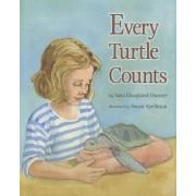 Every Turtle Counts by Sara Hoagland Hunter