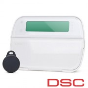 TASTATURA LCD WIRELESS DSC WT5500P
