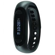 Soleus Unisex SF004-001 Digital Display Quartz Black Watch