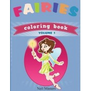 Fairies Coloring Book (Avon Coloring Books) by Neil Masters