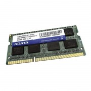 4Go RAM PC Portable SODIMM Adata AM1U16BC4P2-B19C PC3-12800S 1600MHz DDR3 CL11