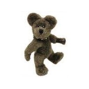 "Boyds Bears Humboldt 6"" Brown Bear"