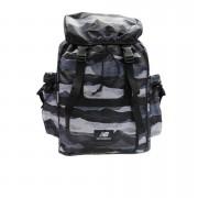 New Balance Men's AOP Backpack - Black