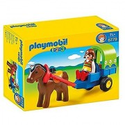 PLAYMOBIL 1.2.3 Pony Wagon
