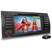 "XOMAX ""B-E39 1DIN Autoradio mit Navigation und Bluetooth (BMW)"""