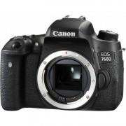 Canon eos 760d - solo corpo - man. ita - 2 anni di garanzia