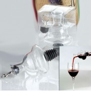 Decantador de vino cristal
