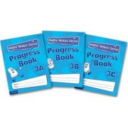 Maths Makes Sense: Y3: ABC Progress Books Mixed Pack by Richard Dunne