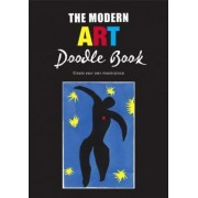 The Modern Art Doodle Book by Michael O'Mara Books