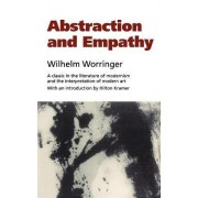 Abstraction and Empathy by Wilhelm Worringer