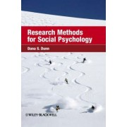 Research Methods for Social Psychology by Dana S. Dunn