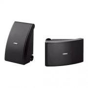 Yamaha NS-AW992 - Haut-parleurs - 60 Watt - 2 voies - noir