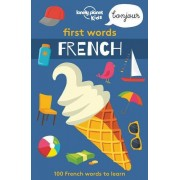 First Words - French 1 - Lonely Planet Kids