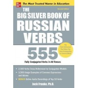 The Big Silver Book of Russian Verbs by Jack Franke