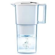 Brita Caraffa filtrante Liquelli bianco da 2,2 Lt. con 1 filtro per acqua