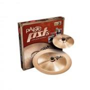 """Paiste PST5 Cymbal Set """"Effects"""" 10"""" Splash, 18"""" China"""
