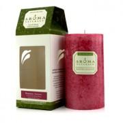 Authentic Aromatherapy Candles - Romance (Jasmine & Ylang Ylang) (2.75x5) inch Authentic Aromatherapy Lumânări - Romance (Iasomie şi Ylang Ylang)