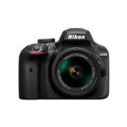 Nikon Fotocamera Digitale Reflex Nikon D3400 Kit + AF-P 18-55mm Nikon VR