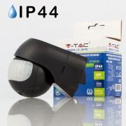 Sensor de Infravermelhos (PIR) parede 180º ROTATIVO P IP44