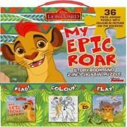 Disney the Lion Guard My Epic Roar by Parragon Books Ltd