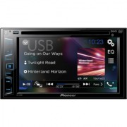 Pioneer AVH-299BT Car Stereo (Double Din)