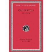 Elegies by Sextus Propertius