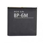 1050 Mah Lithium Ion Battery for Nokia Bp 6M 3250 XpressMusic 6151 6233 6234 6280 6288 9300 9300i N73 N77 N93 N97 3250