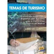 Temas de Turismo Answer Key by Marisa de Prada Segovia
