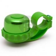 Kerékpár csengő zöld 57083