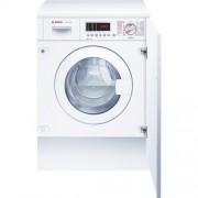 WKD 28541EU Перална машина със сушилня За пълно вграждане AutoDry: нежно изсушава прането ви до желаната степен. ActiveWater™: пестите вода и средства благодарение на 2-степенната система за автоматично регулиране на прането. капацитет 7/4 кг дрехи: пране