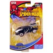 Black SPM476 Spider Spiderman Sense Spider-man Die-cast Car