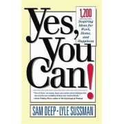 Yes, You Can! by Sam Deep