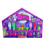 The Zelfs Greenhouse With 18 Zelf Dolls With All New Season 3 Characters