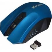 Mouse Wireless Vakoss TTM-658UB 1600DPI Albastru