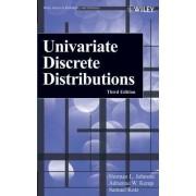 Univariate Discrete Distributions by Norman L. Johnson