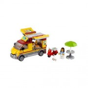 Lego City - Foodtruck z pizzą 60150
