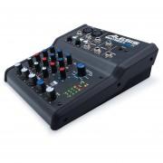 Mezcladora Alesis MultiMix 4 USB FX 4 Canales - Negro