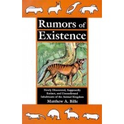 Rumors of Existence by Matthew A. Bille