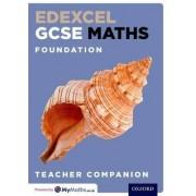 Edexcel GCSE Maths Foundation Teacher Companion by Gwen Wood