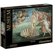 Clementoni - 31430.0 - Puzzle Collection High Quality - 1000 Pièces - La Naissance de Venus - Boticelli