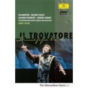 Eva Marton, Dolora Zanck, Luciano Pavarotti, Sherrill Milnes, James Levine, The Metropolitan Opera - Giuseppe Verdi - Il Trovatore (0044007300299) (1 DVD)