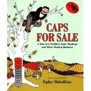 Caps for Sale Big Book by Esphyr Slobodkina