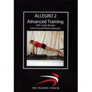Sissel DVD Pilates Coach Allegro Reformer II Advanced, Inglese