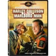 HARLEY DAVIDSON AND THE MARLBORO MAN DVD 1991
