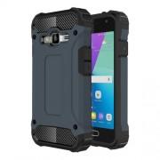 For Samsung Galaxy J1 Mini Prime Armor TPU + PC Combination Case (Dark Blue)