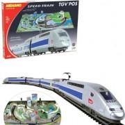 Mehano voz na el. pogon TGV POS + maketa T111 T111